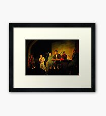 The Dingoes Framed Print