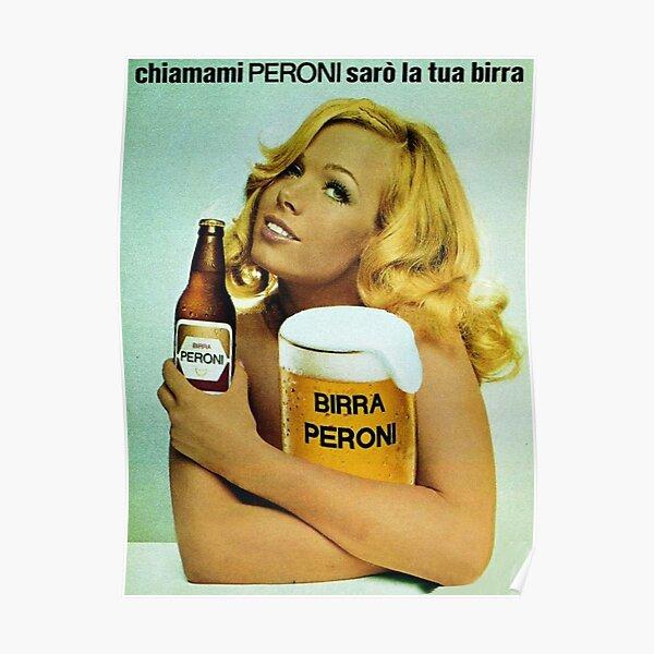 Bière Vintage Poster