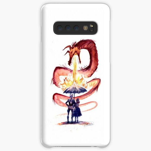 Water & Fire Samsung Galaxy Snap Case