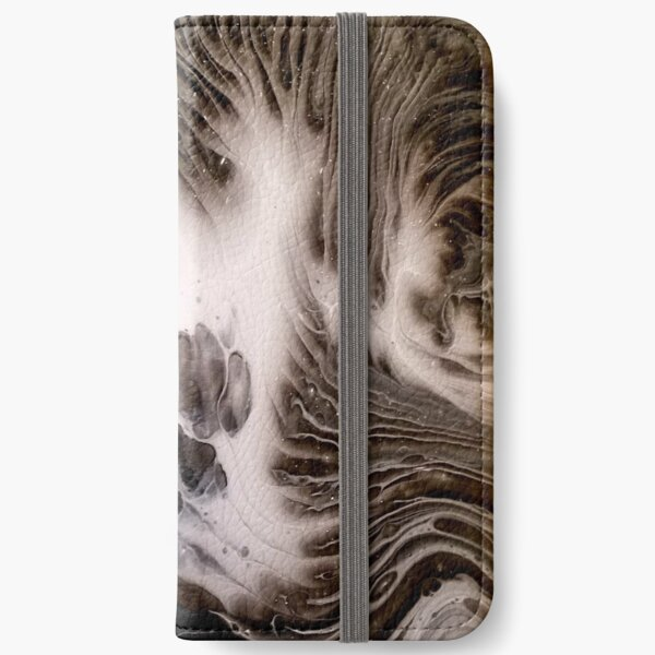 Visions Of Chocolate & Cream iPhone Wallet