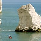 Kayak  at Splash Point by mikebov