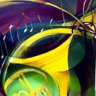 French Horn by agatakobus