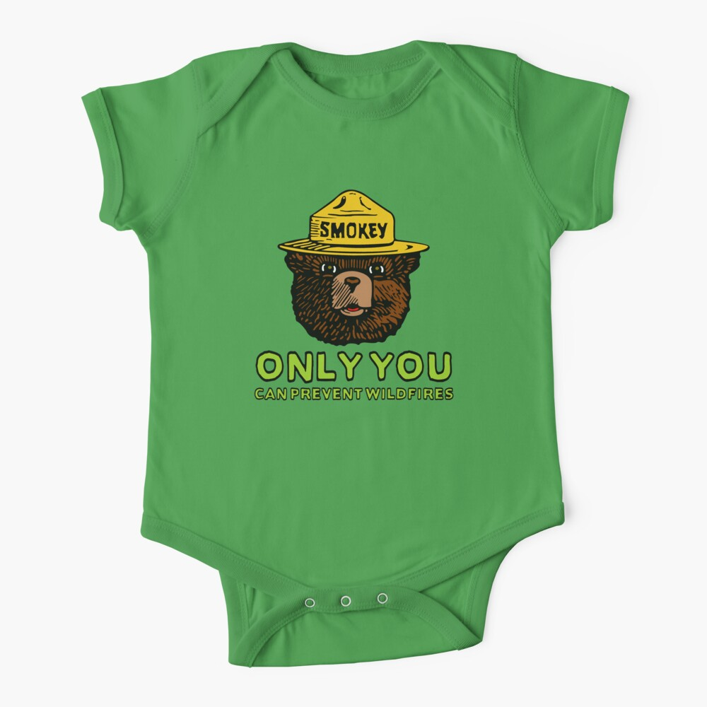 Smokey The Bear: Only You Baby One-Piece