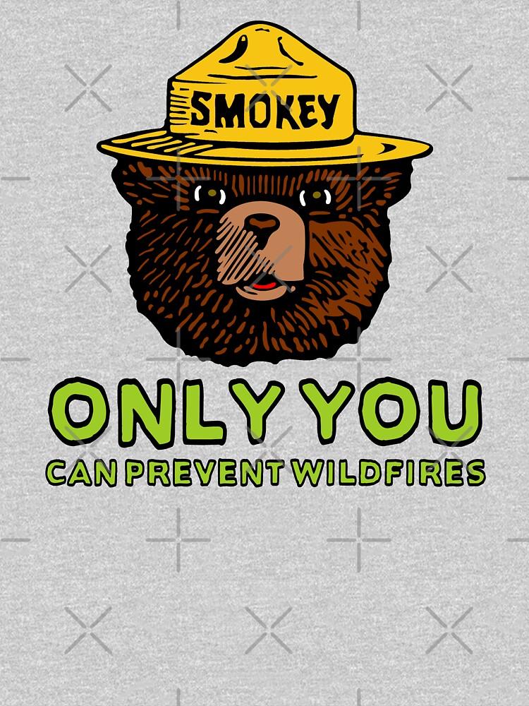 Smokey The Bear: Only You by Pop-Pop-P-Pow