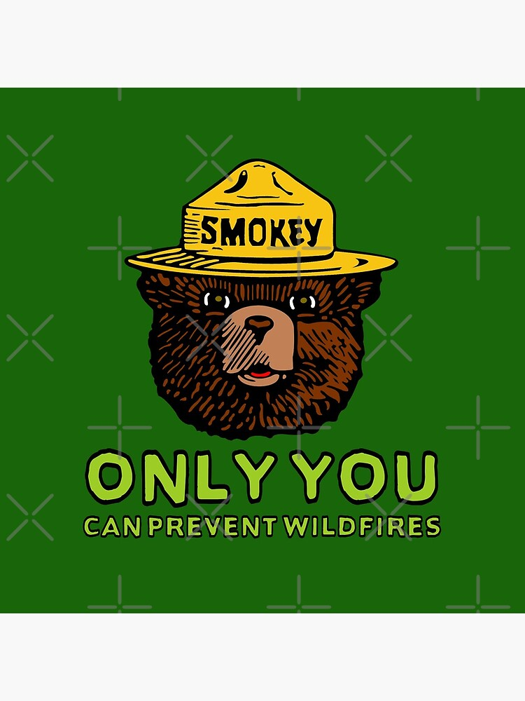 Smokey The Bear: Only You by Pop-Pop-P-Pow
