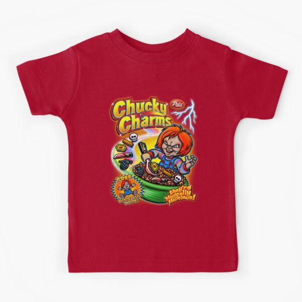 Chucky Charms V2 Kids T-Shirt