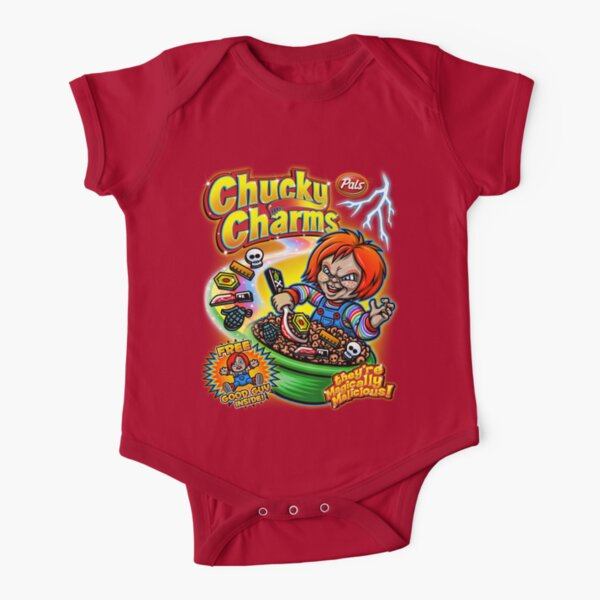 Chucky Charms V2 Short Sleeve Baby One-Piece