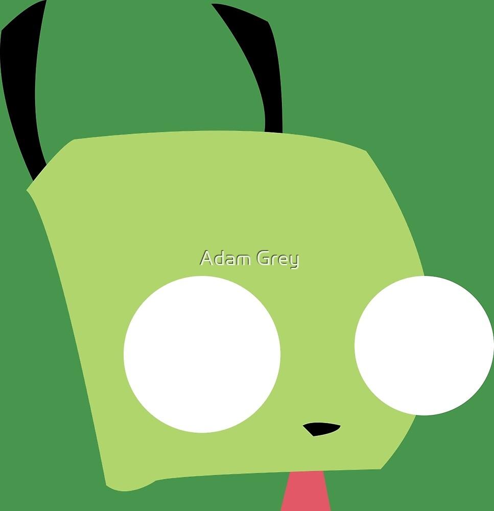 Disguised Gir by Adam Grey