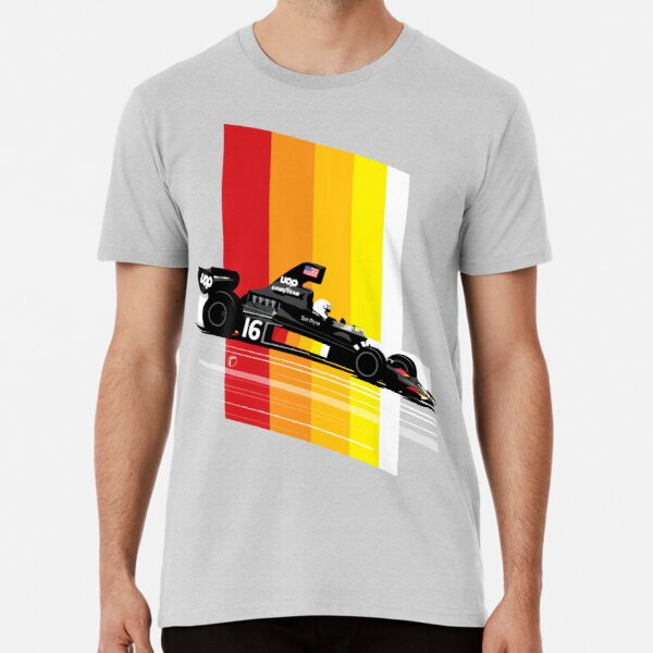 Tom Pryce | Shadow DN5 Premium T-Shirt