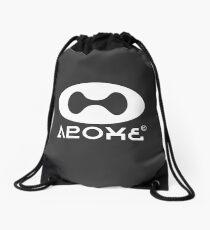 Splatoon Inspired: Part-Time Pirate Drawstring Bag