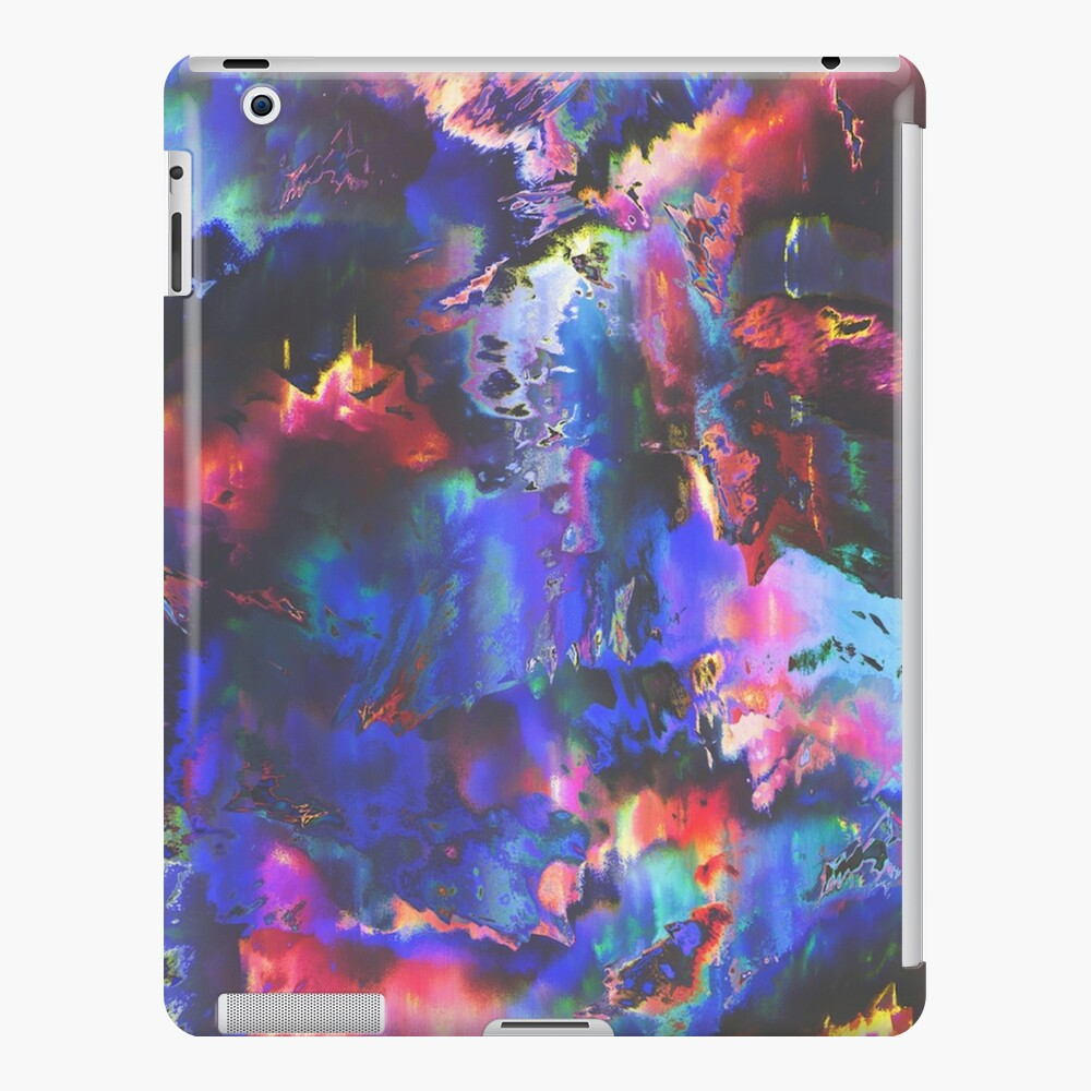 Cool Awesome Amazing Colourful Artwork Ipad Case Skin By Chantal15 Redbubble