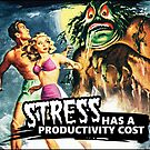 Stress Has a Productivity Cost by freelancejungle