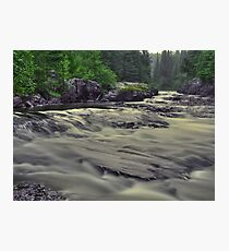 Whitefish River Photographic Print
