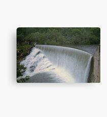 Manton Dam Canvas Print