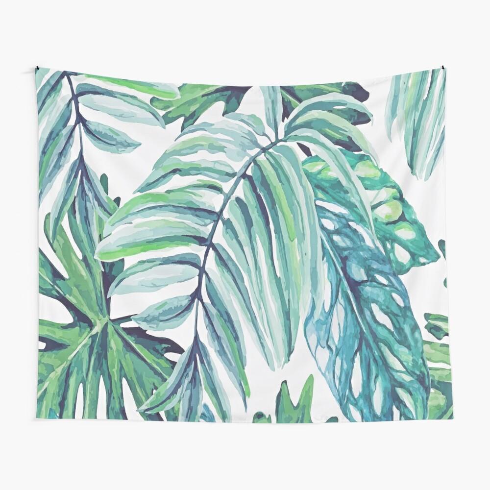 Rising Tropicana Wall Tapestry