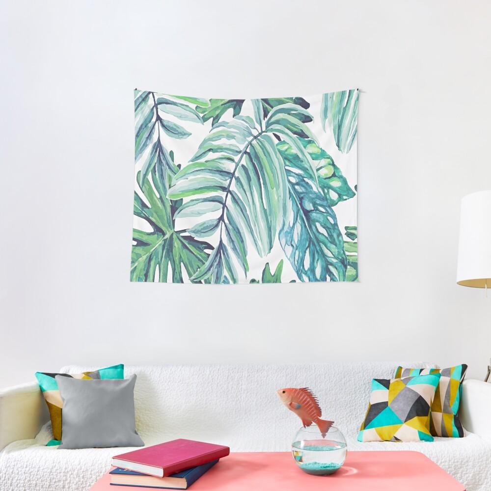 Rising Tropicana Tapestry