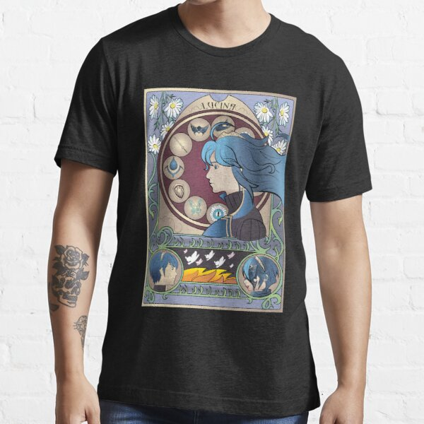 Lucina Art Nouveau Essential T-Shirt