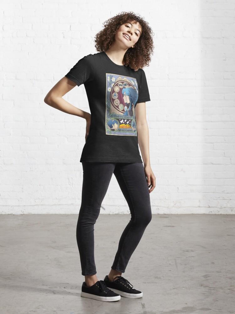 Alternate view of Lucina Art Nouveau Essential T-Shirt