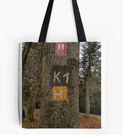 Route K1 en M Tote Bag