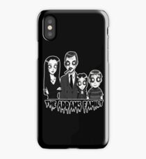 The Addams Family Portrait iPhone Case/Skin