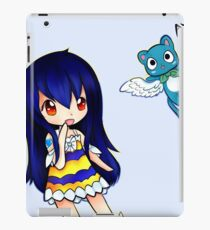 Wendy- The Sky Dragon Slayer iPad Case/Skin