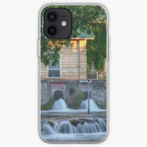 Spearfish Creek Pump House iPhone Soft Case