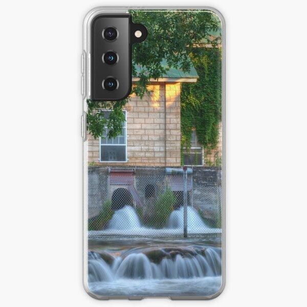 Spearfish Creek Pump House Samsung Galaxy Soft Case