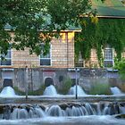 Spearfish Creek Pump House by Dawne Olson