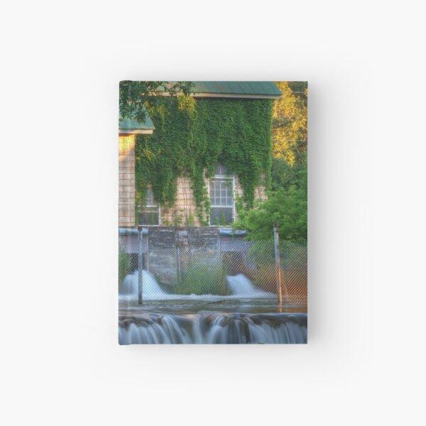 Spearfish Creek Pump House Hardcover Journal