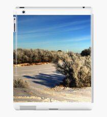 NATURE'S BRUSH  iPad Case/Skin