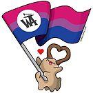 Bi Pride Udan by worldanvil