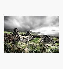 Slea Head - Aging Gracefully Colour Photographic Print