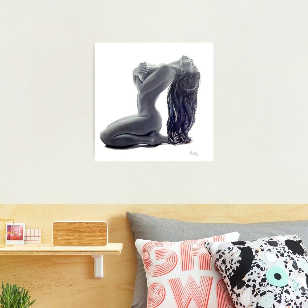 Sweet Milissa Photographic Print