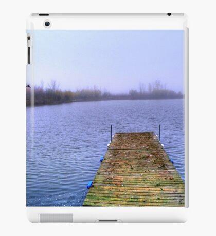 A Misty Morn iPad Case/Skin