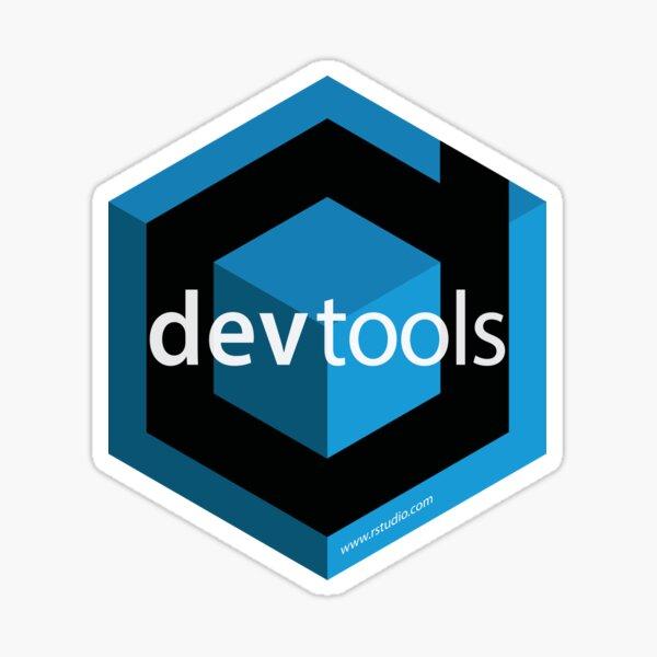 R rstudio devtools hex Sticker