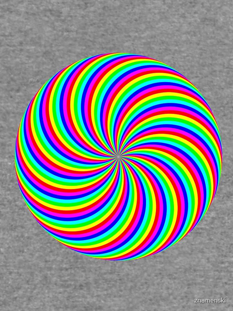 #Rainbow, #abstract, #illustration, #design, art, vortex, psychedelic, pattern, creativity, bright by znamenski