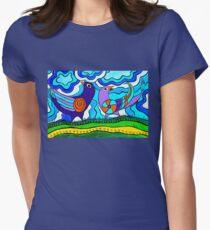 Retro Birds T-Shirt