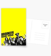 Brooklyn Nine-Nine Postcards