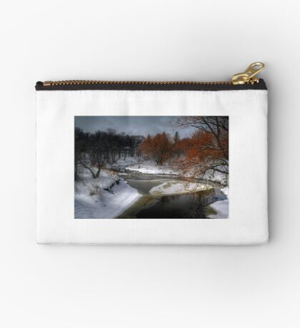 A River Runs Through It - HDR  Studio Pouch