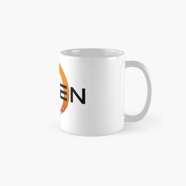 Ryzen 3 logo in black Classic Mug