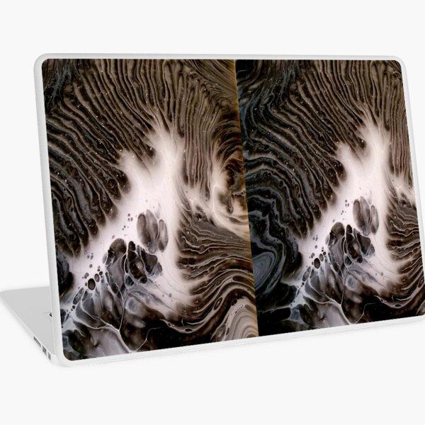 Visions Of Chocolate & Cream Laptop Skin