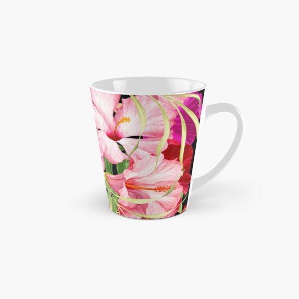 Tropical Power Flowers Tall Mug