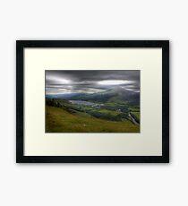 Schiehallion Loch Tummel Framed Print