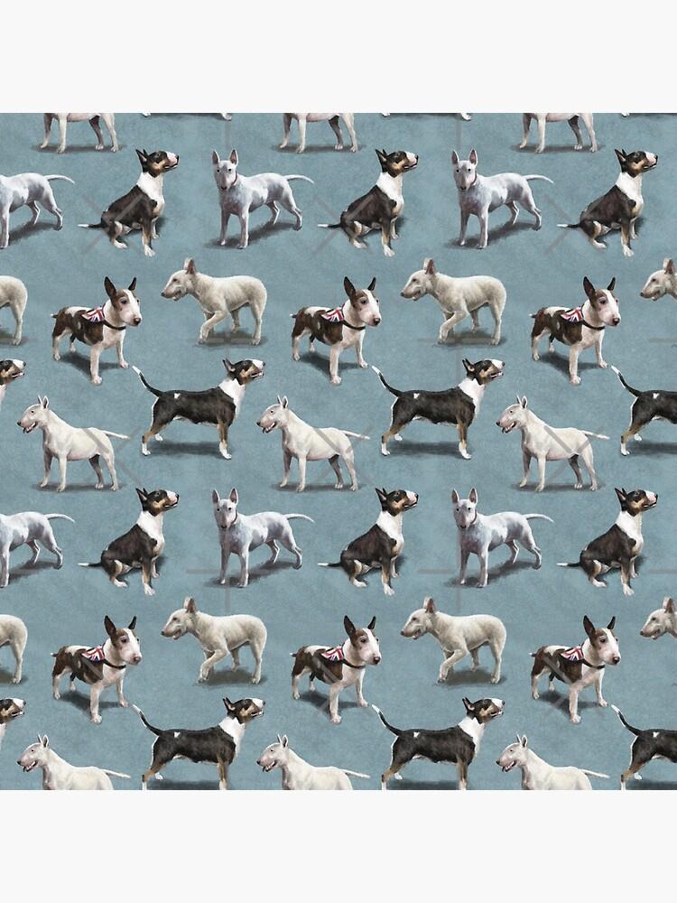 The Bull Terrier by elspethrose
