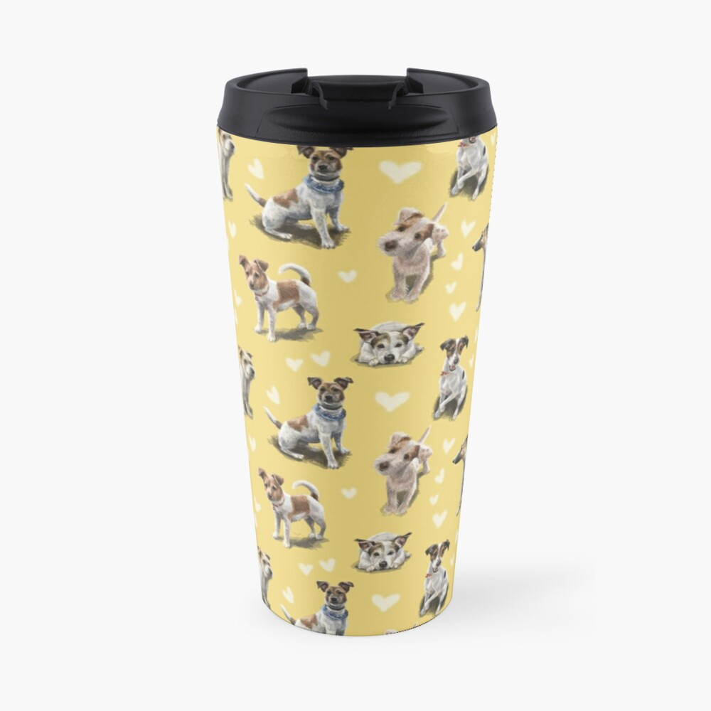 The Jack Russell Terrier Travel Mug