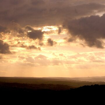 Evening on the North York Moors by GHewstone