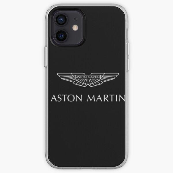 Aston Racing Coque souple iPhone