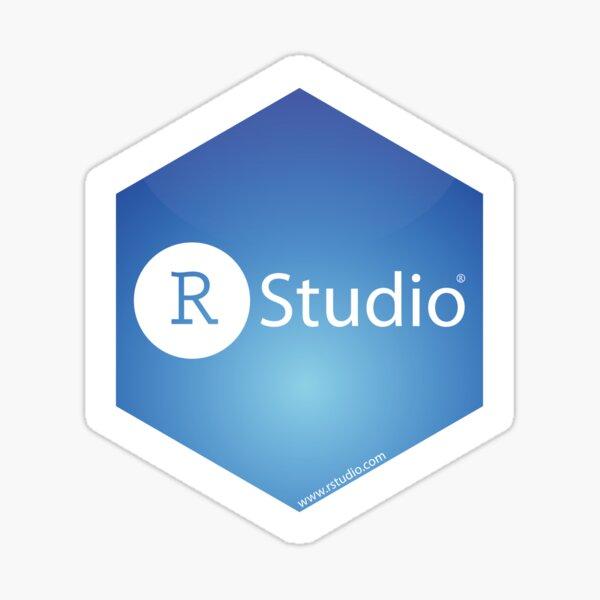 R rstudio hex Sticker