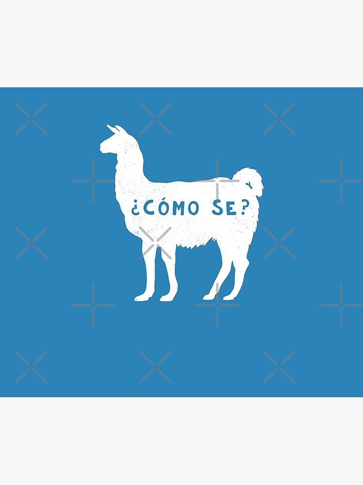 ¿Como se Llama? - Funny Alpaca  by TigerTomDesign