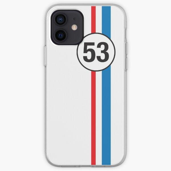 HERBIE (53) Funda blanda para iPhone